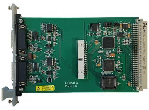Leomatic Sistemi PNC P38