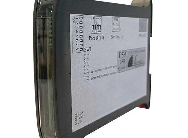 Leomatic System5 P59 USB