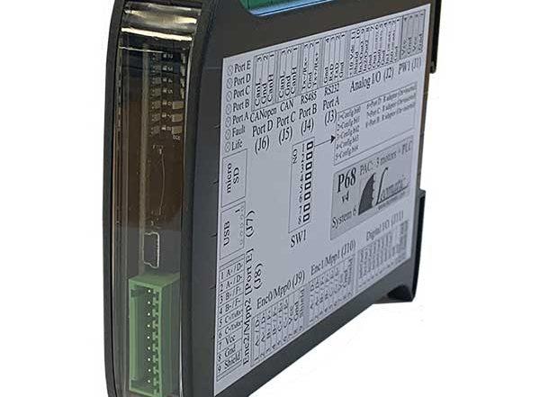 Leomantic sistemi PAC-P68d